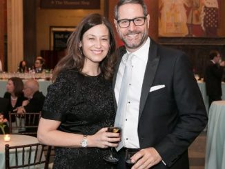 Who is Iole Lucchese? Wiki, Biography, Age, Richard Robinson's Partner